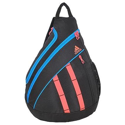 b444ce512e Amazon.com  adidas Shermer Sling Backpack