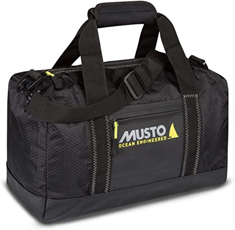 Black Musto Essential 45L Holdall 2019