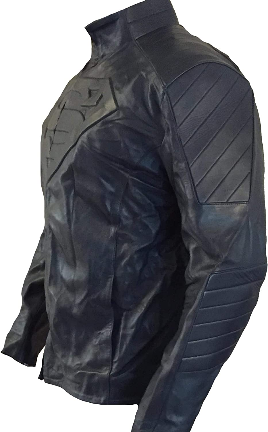Stormwise Mens Super Fashion Real Leather Jacket
