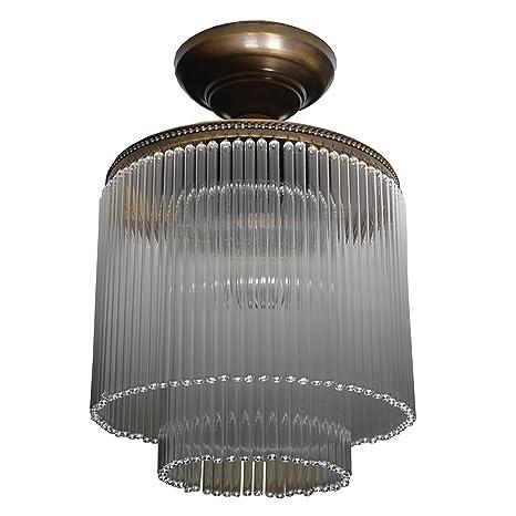 Art Deco - Lámpara de techo lámpara de techo lámpara ...