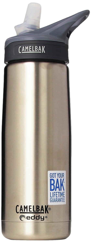 Camelbak Trinkflasche eddy Stainless Insulated Logo, 0.5 Liter, 53387