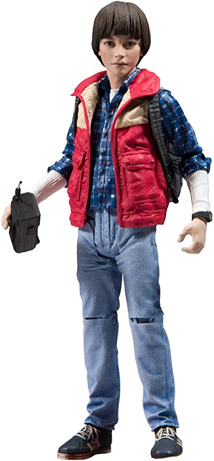 """Stranger Things Will Byers Series 3 7/"""" Action Figure McFarlane"""