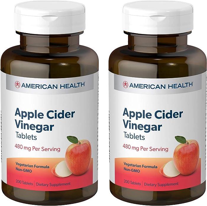 Updated 2021 – Top 10 Apple Cider Vinegar Organic Tablets