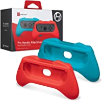 Hyperkin Pro Handle Joy-Con Attachment - Blue/Red (2-Pack) forNintendo Switch