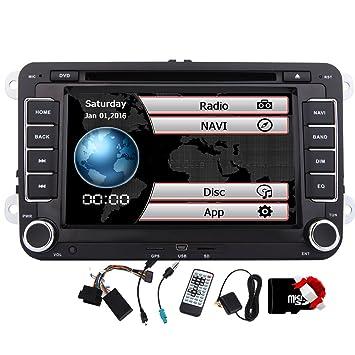 7 pulgadas de alta definiciš®n coches reproductor de DVD GPS ...