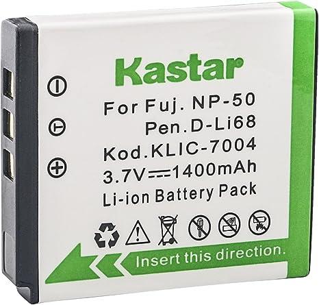 Akku BATTERIE für KODAK EASYSHARE M1033 V1073 V1233 V1253 V1273