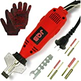 MaiDa Electric Chainsaw Sharpener Kit, 110 Volts Portable Handheld Universal Chain Teeth Sharpening Tool for Chainsaws, Extra