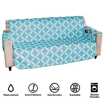 Amazon.com: Whoobee Pets - Funda protectora para sofá ...