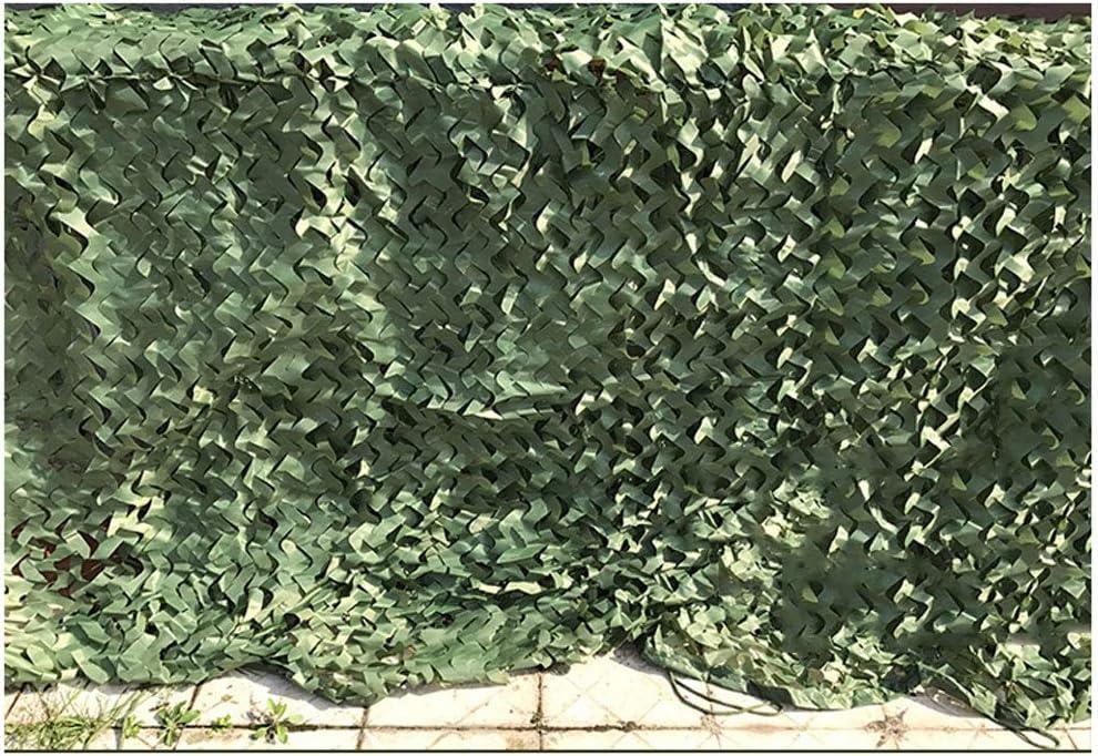 toit pour le camouflage de protection solaire B/âche,Filet de camouflage Filet de camouflage ext/érieur camping couleur verte Plein air toile de camping sauvage net multi taille en option photogr