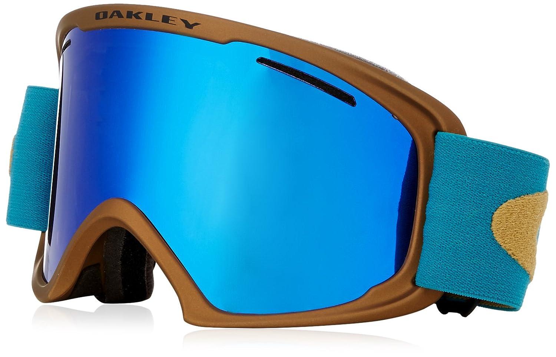 O2 XL Skibrille Danny Kass neon camo