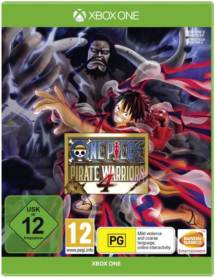 One Piece: Pirate Warriors 4 - Xbox One [Importación alemana]: Amazon.es: Videojuegos