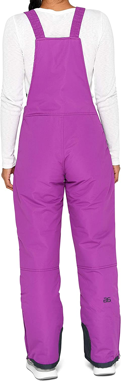 Short 4X Amethyst Arctix Womens Essential Insulated Bib Overalls 28W-30W