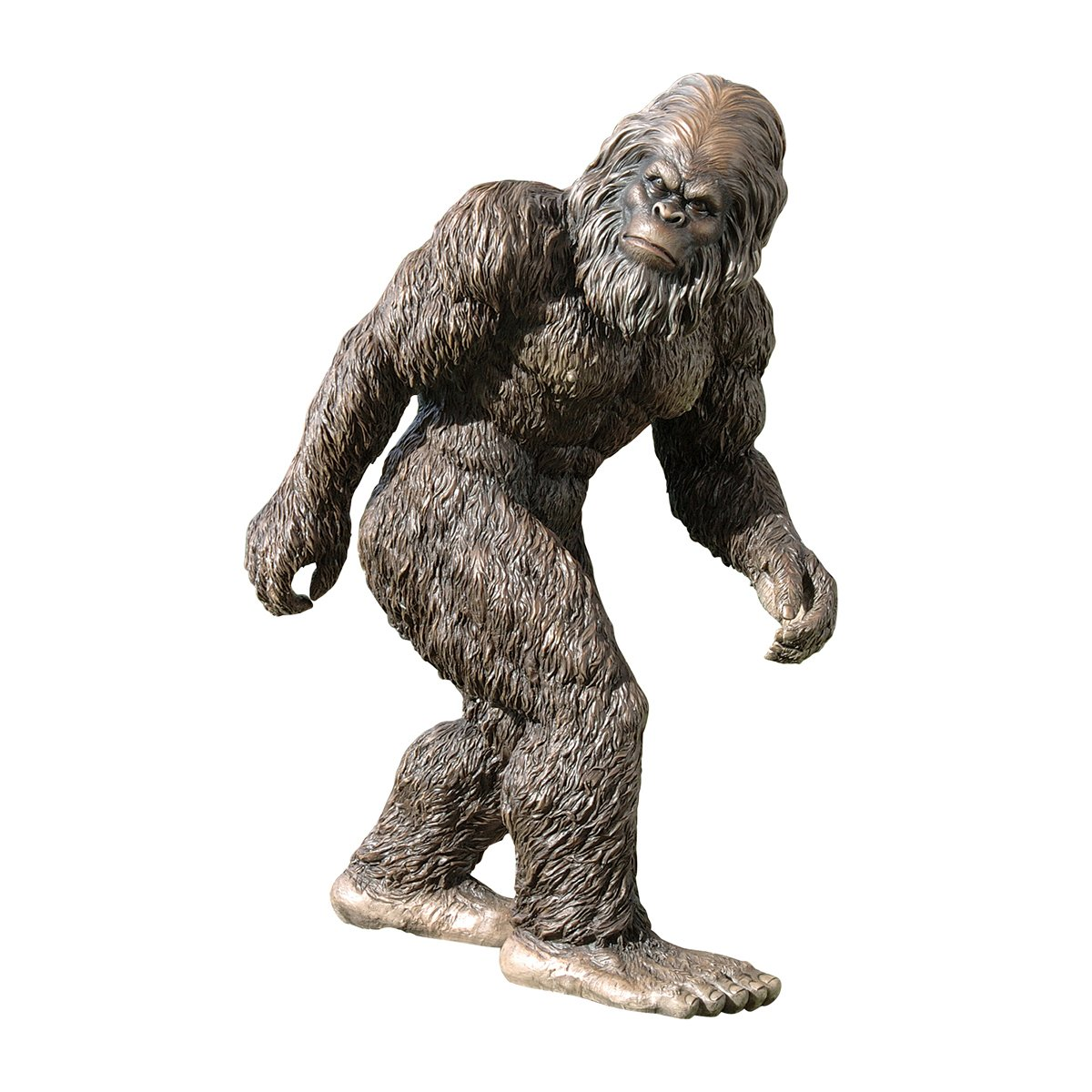 Design Toscano Bigfoot, the Garden Yeti Statue: Medium