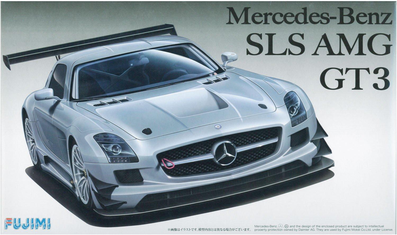 1/24 Bienes Sports Car Series SPOT-No.6-Benz SLS AMG GT3 DX (Japn importacin / El paquete y el manual estn escritos en japons)