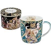 Carmani - Taza de porcelana para té o