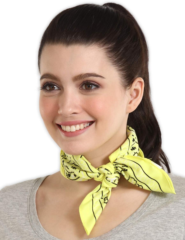 Scarf Paisley Bandana Head Wrap Bandanas for Men /& Women Large 21x21