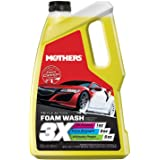 Mothers 05610 3X Triple Action Foam Wash, 100 fl. oz.