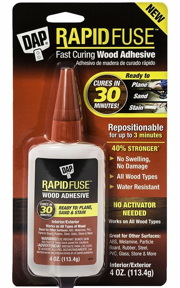 Wood Adhesive 4oz