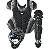 Wilson C1K Catcher's Gear Kit