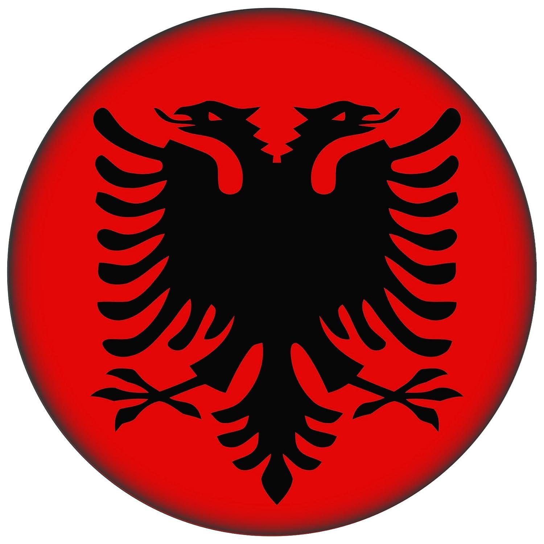 I Love ANDORRA Fahne Flagge FanShirts4u Button//Badge//Pin