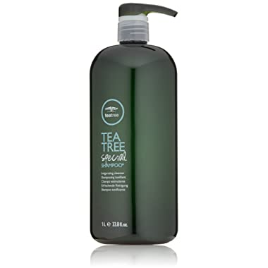 Tea Tree Special Shampoo, 16.9 Fl Oz