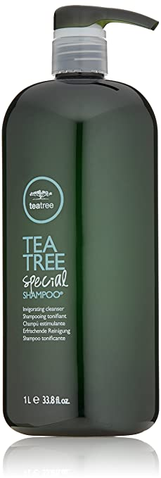 4. Tea Tree Special Shampoo - Best Deep-Cleansing Paul Mitchell Shampoo