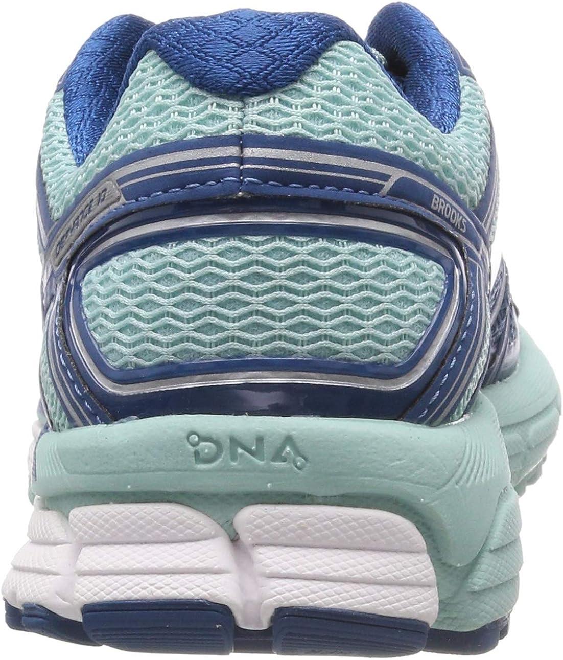 Brooks Defyance 10, Scarpe da Running Donna Blu Blue Aqua White 483