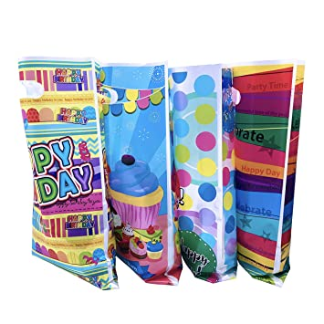 Amazon.com: PintreeLand - Bolsas de regalo para fiesta de ...