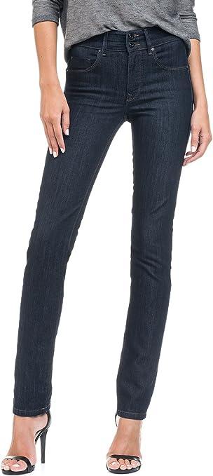 Salsa Jeans Secret Vaqueros, Azul, W38 / L30 (ES 48) para Mujer