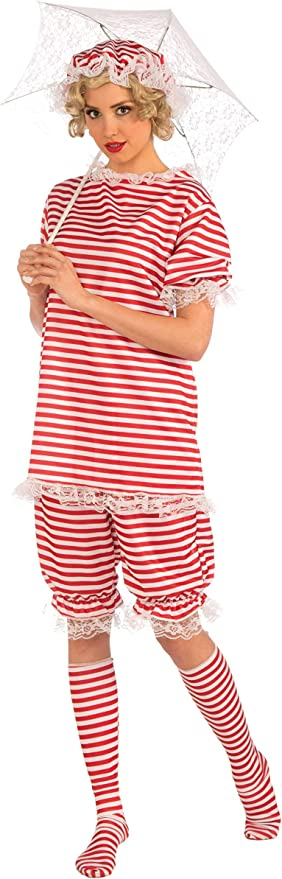 Forum Novelties Women's Roaring 20's Beachside Betty Costume