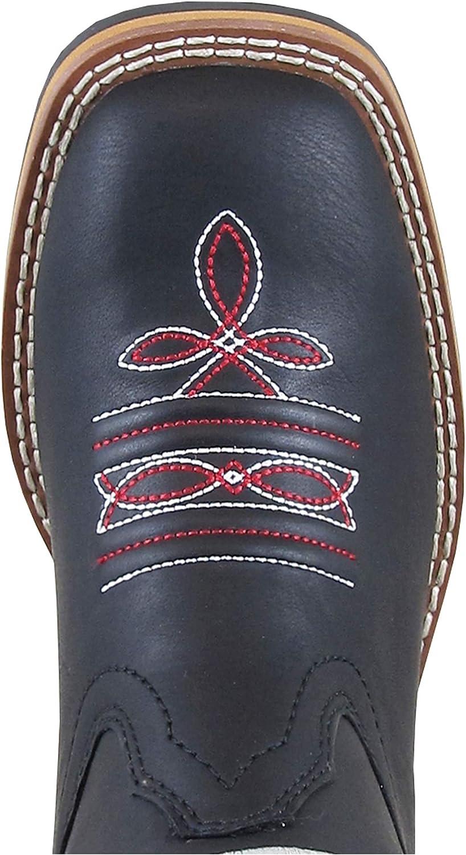 Smoky Mountain Boys Falcon Western Boot Square Toe