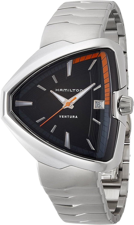 HAMILTON reloj Ventura Elvis80 Date H24551131 Hombres [productos importados regulares]