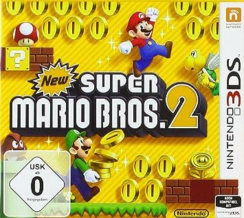 Nintendo 3ds New Super Mario Bros 2 Amazon Co Uk Electronics