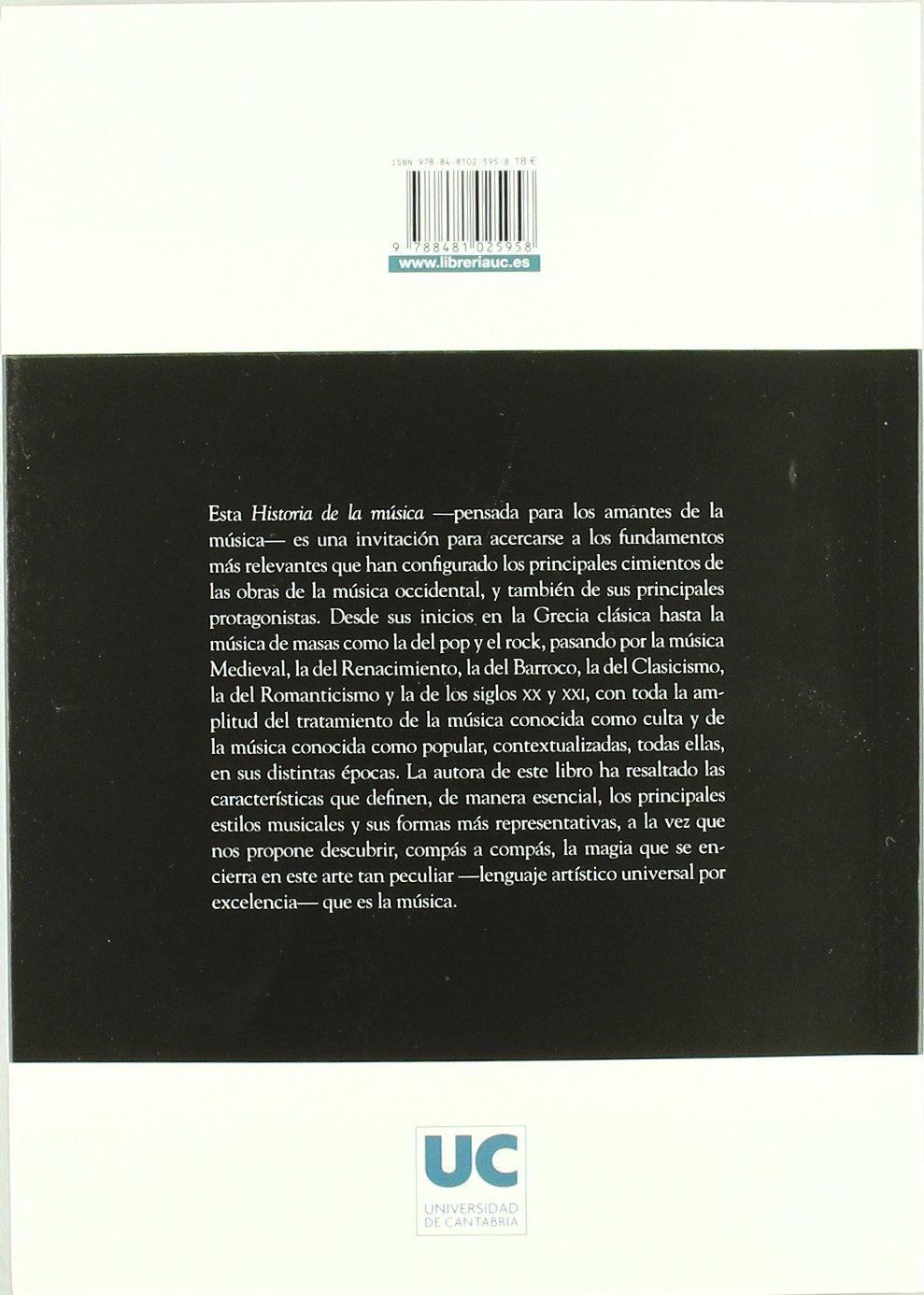 Historia de la música (2ª edición): Amazon.es: Magda Polo Pujadas ...