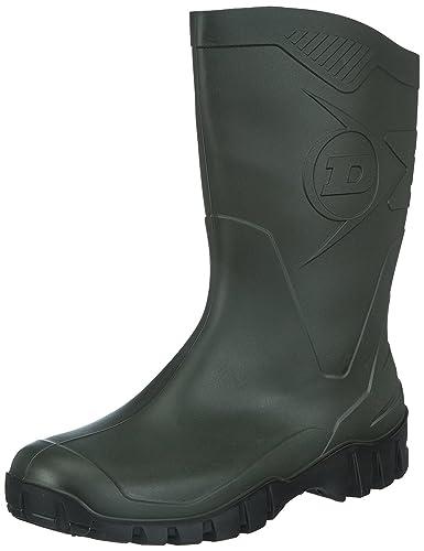Dunlop , Herren Stiefel schwarz schwarz, Grün Grün schwarz schwarz schwarz Sole ... 854b38