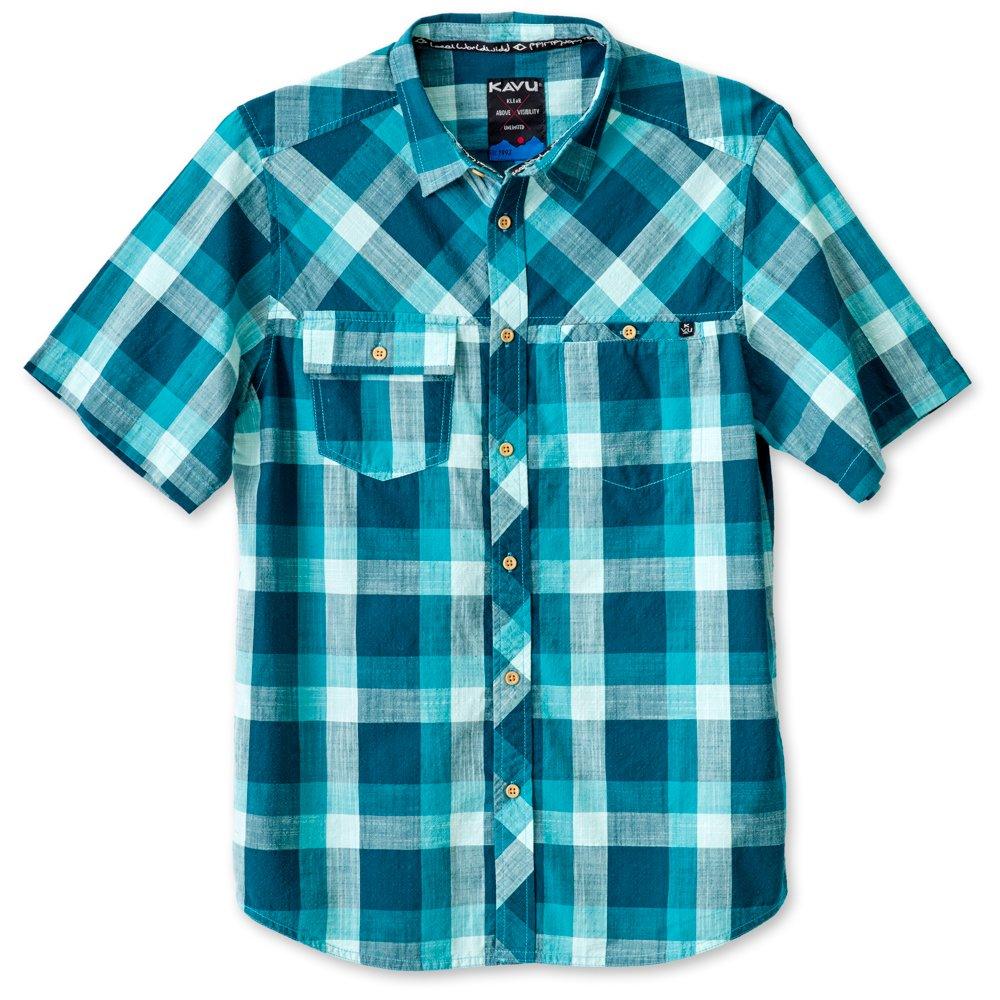 KAVU Men's Pemberton Button Down Shirts