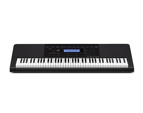 Casio WK-245 76-Key Touch Sensitive Keyboard
