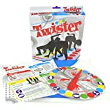 AlleTechPlus Fun Classic Twister Game Boys Girls Get Knotted Floor Board Game Garden Game Party Game Dot