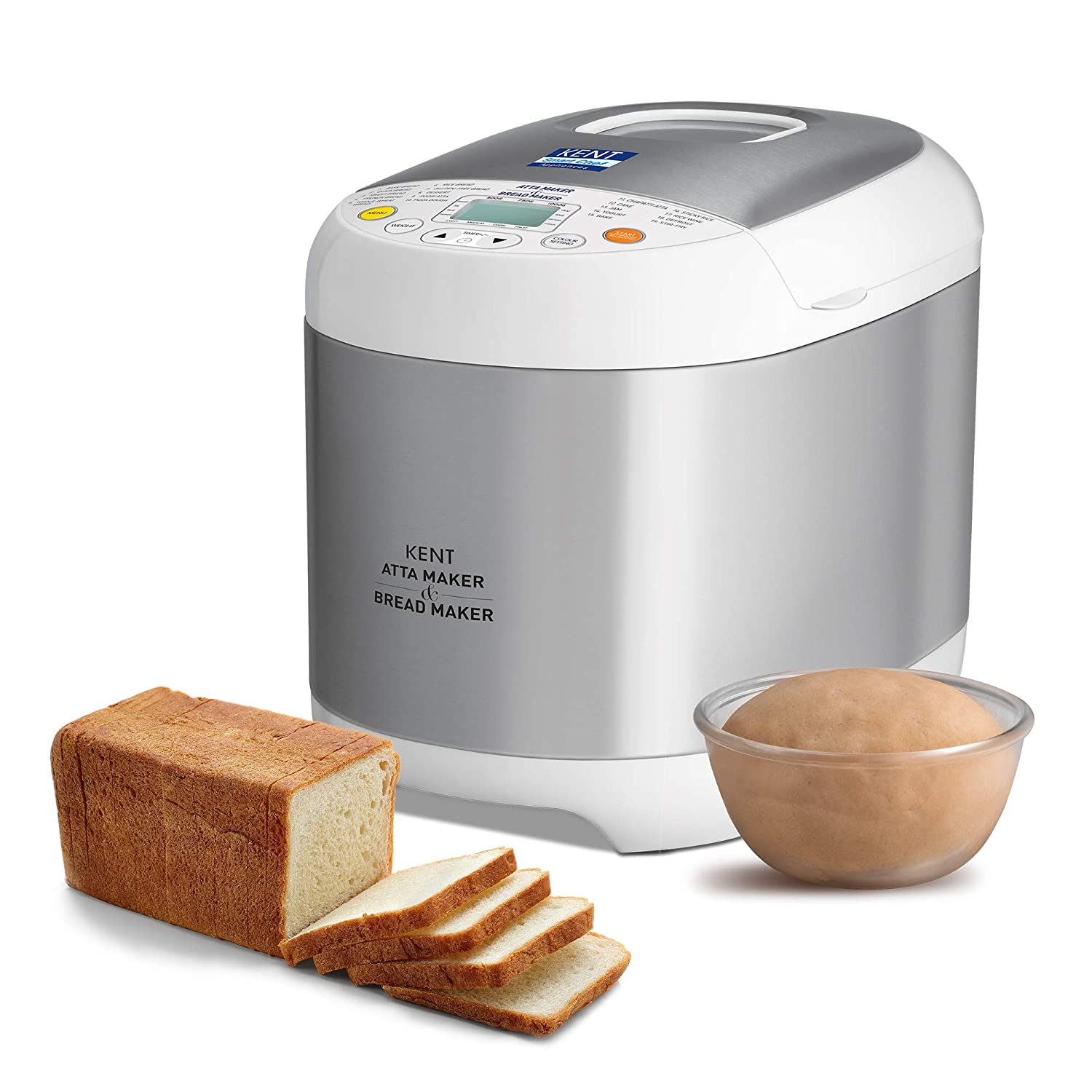 KENT - 16010 Atta and Bread Maker