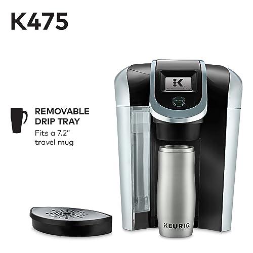 Keurig K475 Review | Features, Pros-Cons, Comparison & Verdict