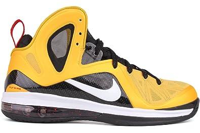 on sale 19164 37e31 NIKE Lebron 9 P.S. Elite Mens Basketball Shoes 516958-700 Varsity Maize 9.5  M US