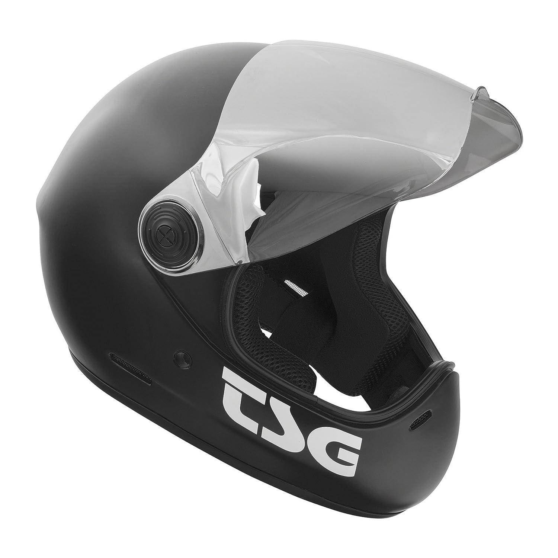 TSG Pass Solid Color Casque à visière intégrale Passe Solid Color TSGA5|#TSG 750086