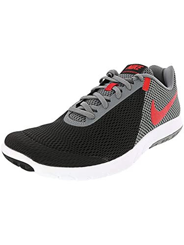 a9c6349ebe9b4 NIKE Flex Experience RN 6 Mens Fashion-Sneakers 881802-011 6 - Black  University