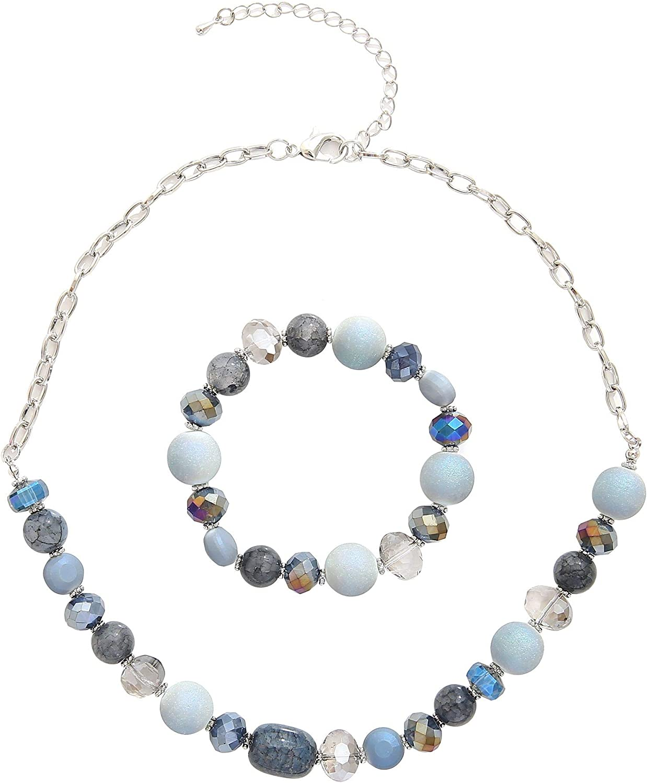 Mslamiso Chunky Beads Bib...