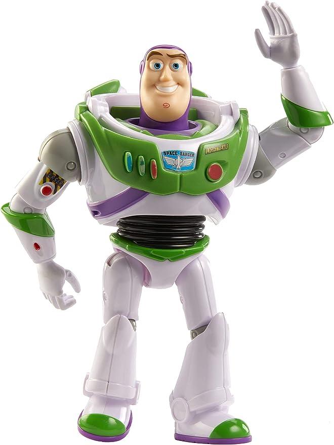 Disney Pixar Toy Story Figurine articul/ée Bayonne GMT15 jouet pour enfant taille fid/èle au film pour rejouer les sc/ènes du film