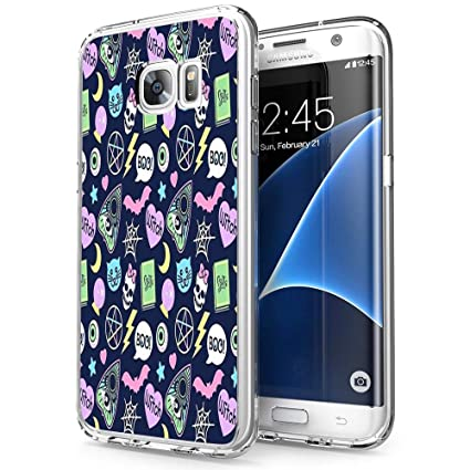 Amazon.com: PandaOffice - Carcasa para Samsung Galaxy S7 ...