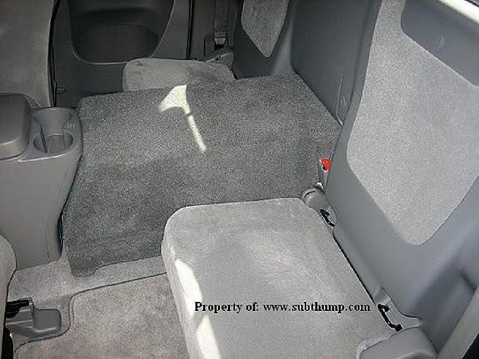 2010-2015 Toyota Tacoma Access Cab Single 10 Downfire Sub Box