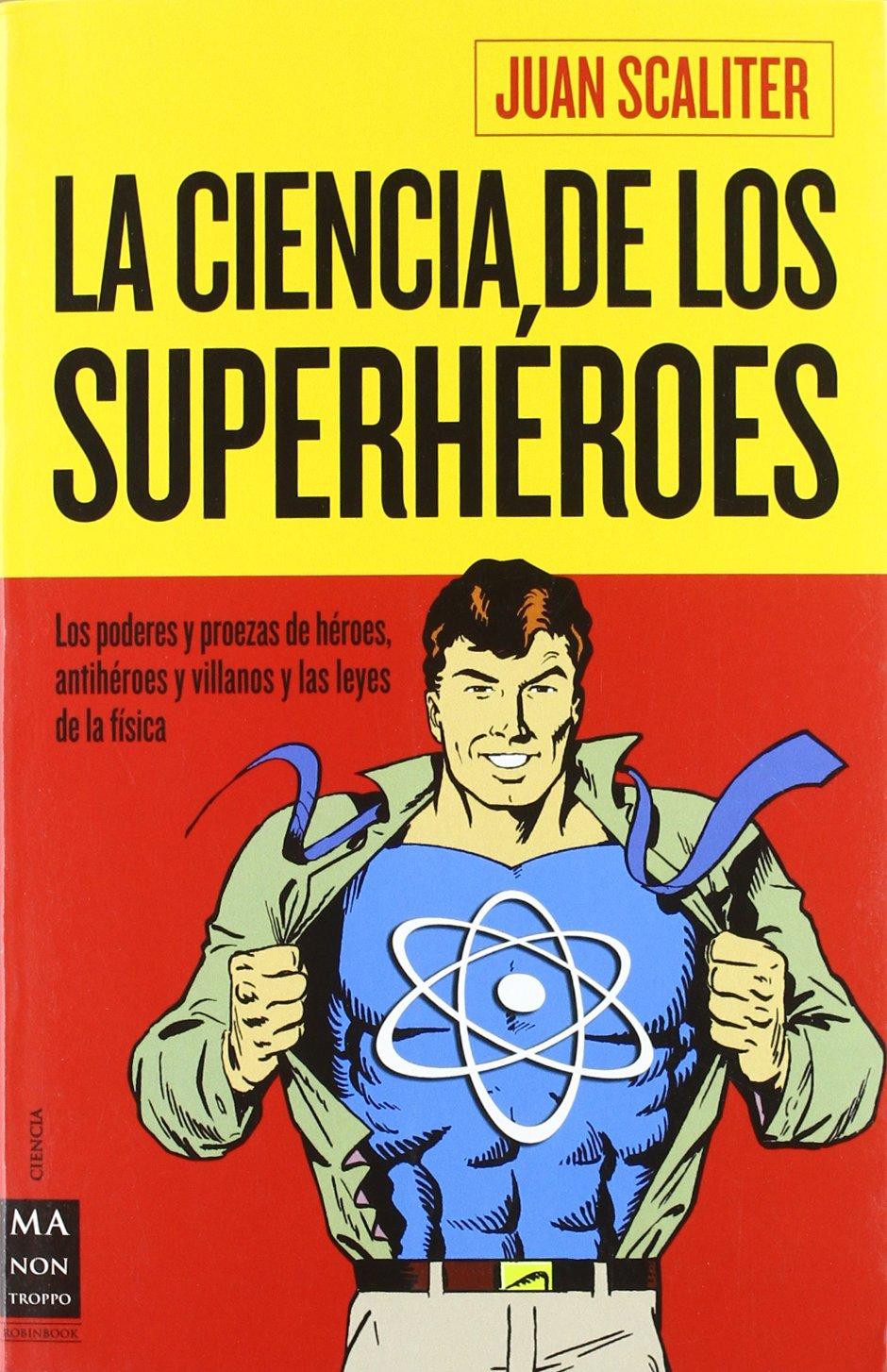 SUPERHEROES CIENCIA Estuche 3 vol.Manontroppo: 9788415256250 ...