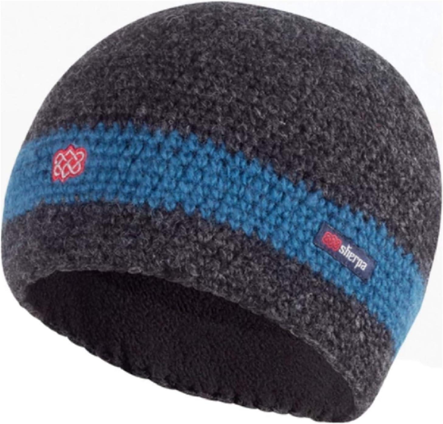 Sherpa Raja Blue Renzing Hat