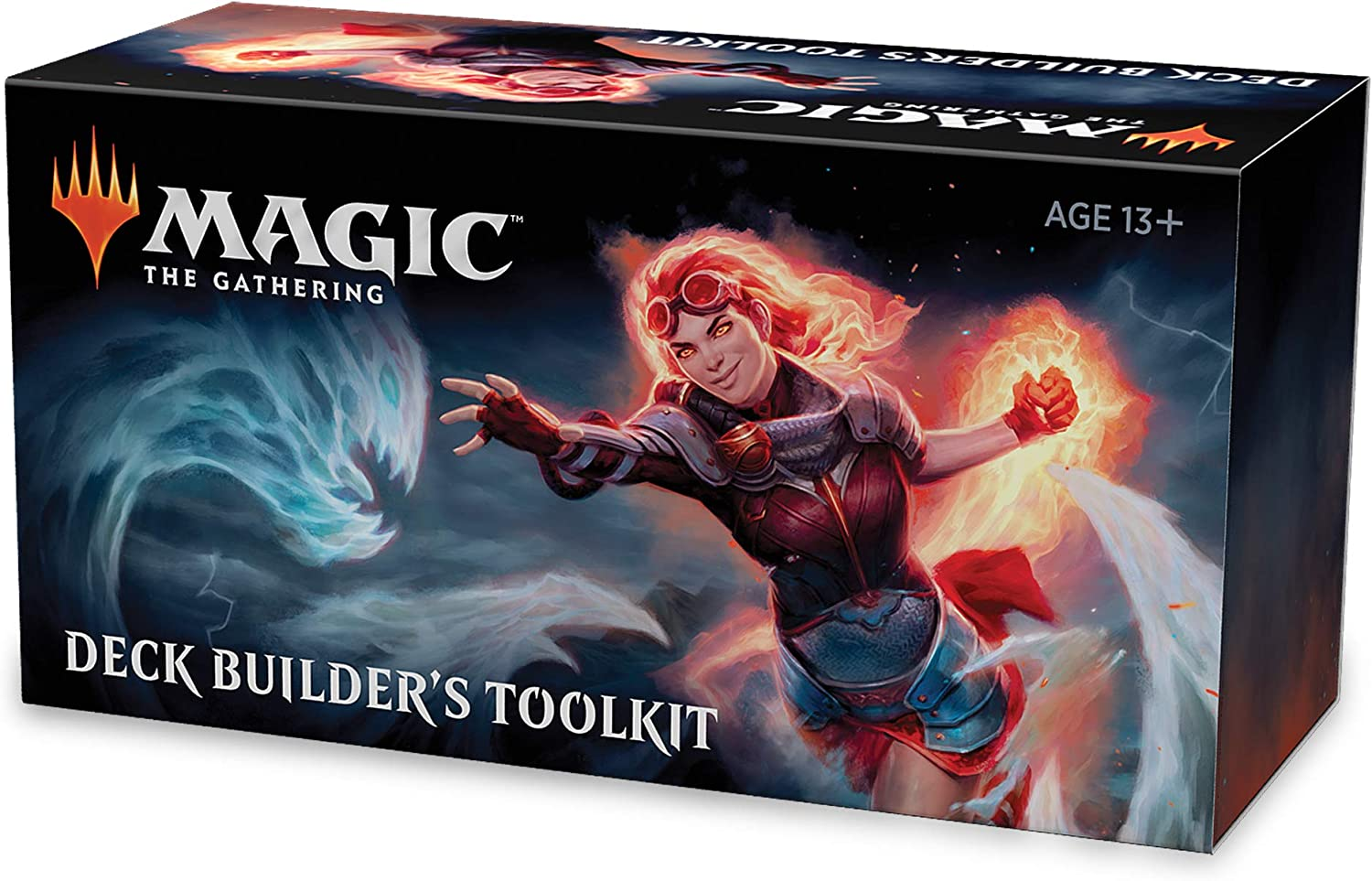 Magic: The Gathering Core Set 2020 Kit para Construir mazos (Incluye 4 Paquetes de Refuerzo)